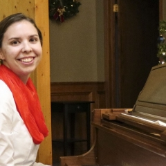 Accompanist, Sanata Scarff (2018-2019)